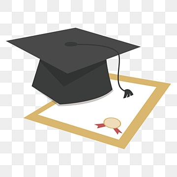 bachelors hat for graduation, Doctorial Hat, Bachelor Cap, Student PNG and Vector