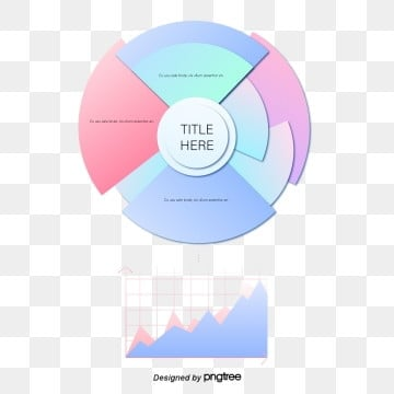 Color Gradual Circular Branch Structure Information Cyclic Graph, Information, Geometric, Branch PNG and Vector