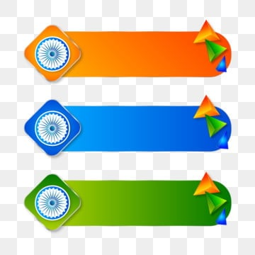 creative illustration for indian independence day with tricolors and ashoka wheel, Day, Independence, India PNG and Vector
