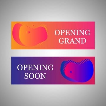 liquid design opening, Opening, Grand, Soon PNG and Vector