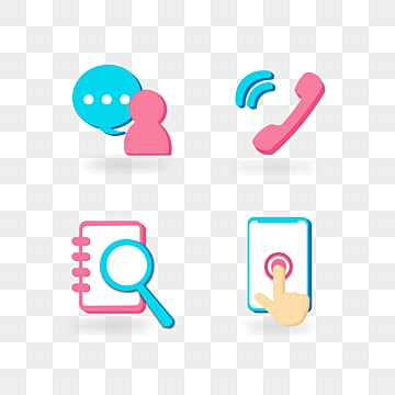 Simple Stereo Icon for Science and Technology Communication, Icon, Color, Technology PNG and Vector