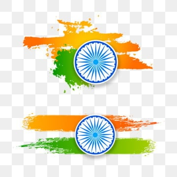 the tricolor flag for indian independence day, Day, Independence, India PNG and Vector