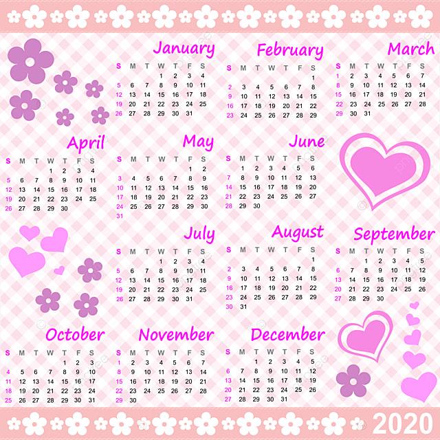calendario 2020 mexico pdf gratis