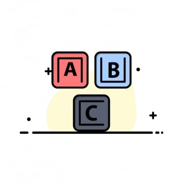 Abc Blocks Png, Vector, PSD, and Clipart With Transparent