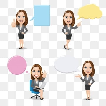 Business Woman Png Vector Psd And Clipart With