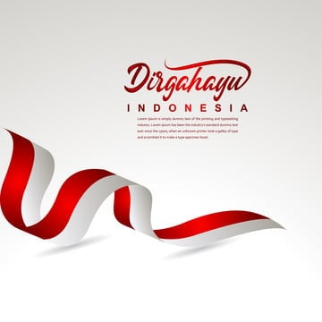 indonesia independence day celebration creative design illustration vector template, Indonesia, Independence, Day PNG and Vector