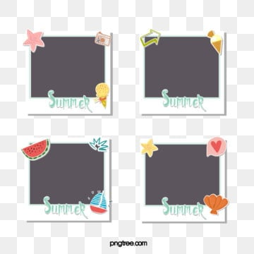 fresh summer holiday day paper, Holiday, Cartoon, Summer PNG and Vector