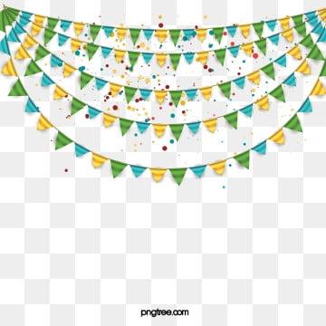 Festa della Bandiera triangolare di Colore Avanzi Sono Piccoli Elementi, Delta, Arco, Briciole Di Colore PNG e Vector