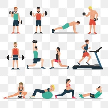 Workout Png Vector Psd And Clipart With Transparent Background For Free Download Pngtree