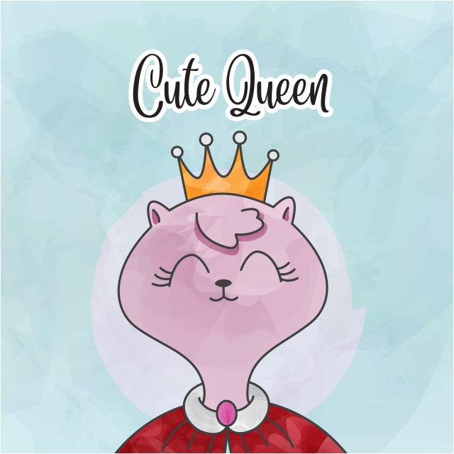 Cute Kitten Princess Little Cat With Crown Cartoon Illustration For Kids Cat Girl Print Png And Vector With Transparent Background For Free Download Polish your personal project or design with these cartoon crown transparent png images, make it even more personalized and more attractive. https pngtree com freepng cute kitten princess little cat with crown cartoon illustration for kids 4825386 html