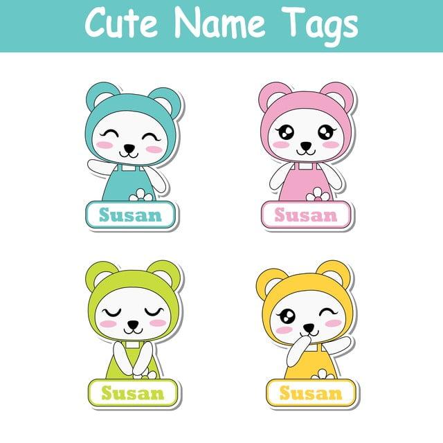 Illustration De Dessin Animé Coloré Joli Bébé Pandas Pour La