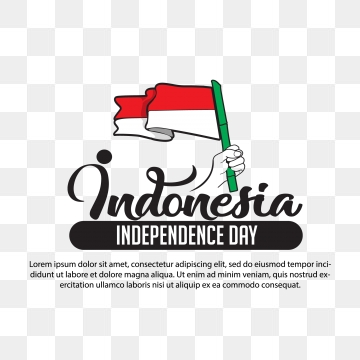 indonesia independence day celebrating inspiration, Indonesia, Independence Day, Background PNG and Vector