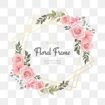 Floral Ornaments PNG Images | Vector and PSD Files | Free