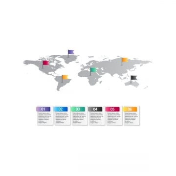 World Map PNG Images | Vector and PSD Files | Free Download on Pngtree