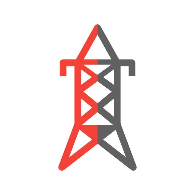 ikon menara listrik di latar belakang gaya trendi terisolasi menara menara listrik listrik png dan vektor dengan latar belakang transparan untuk unduh gratis ikon menara listrik di latar belakang