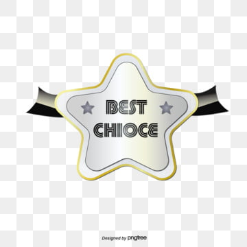 black gold stars badge sticker, Golden, Badge, High Quality PNG and Vector