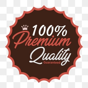Quality Badge Png, Vector, PSD, and Clipart With Transparent