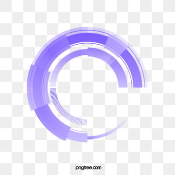 technological sense transparent big data circle, Technological Sense, Transparent, Texture PNG and Vector