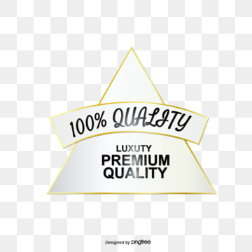 triangle letter badge sticker, Texture, Gradient, Golden PNG and Vector