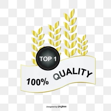 wheat ears golden badge sticker, Wheat Spike, Power, Quality PNG and Vector