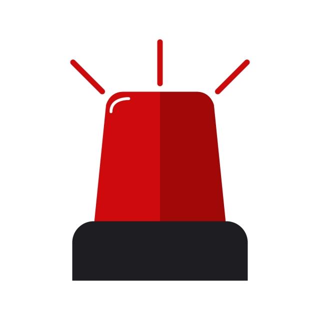 Icono De Alarma De Sirena, Sirena, Alarma, Icono PNG y Vector para  Descargar Gratis | Pngtree
