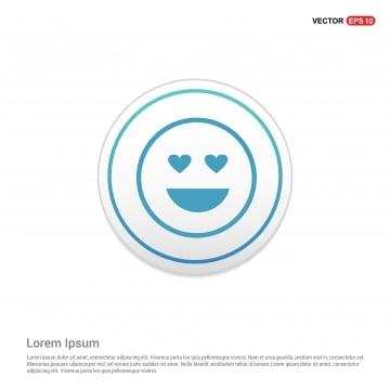 3d White Smiley Face Icon Smiley Wallpaper Vector Illustration