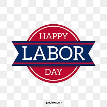 american labor day badge creative art word design Fonts