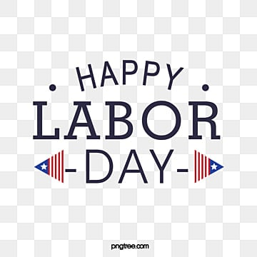 happy labor day flag creative art word Fonts