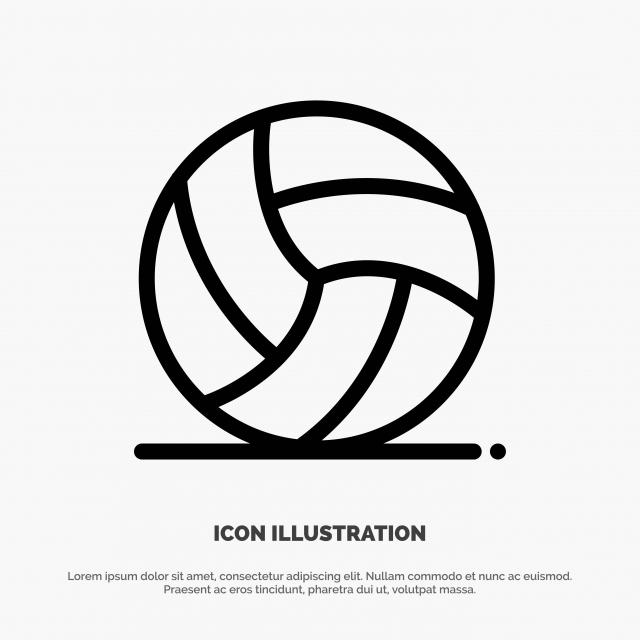 Fussball Irland Spiel Sport Linie Symbol Vektor 2016