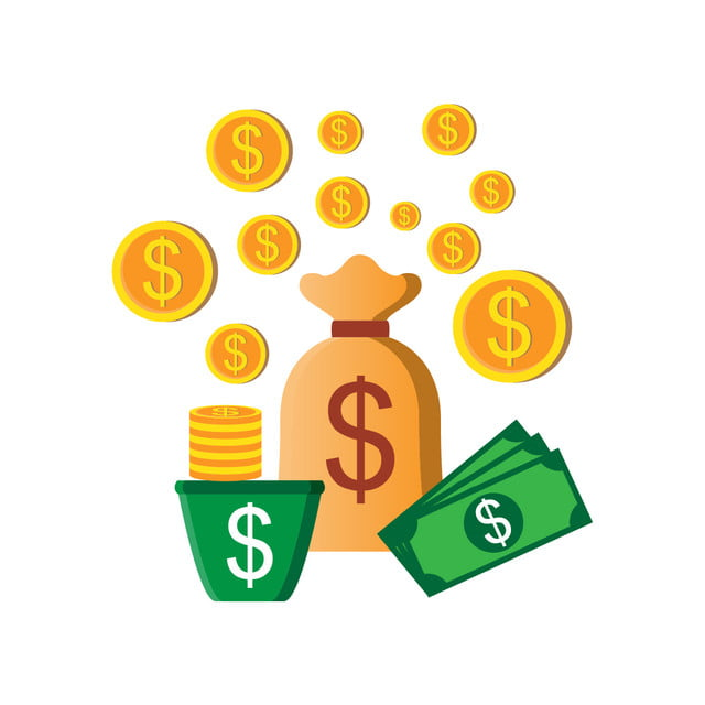 Dollar Cash Saving, Dollar Icons, Cash Icons, Dollar PNG and Vector with Transparent Background for Free Download
