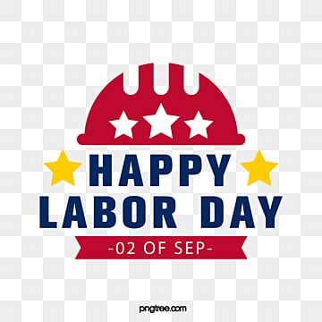 creative worker hat american labor day art word Fonts