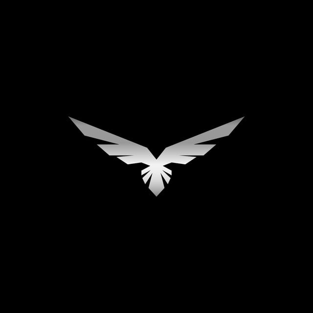 Metallic Eagle Logo Design Logo Icons Eagle Icons Eagle Png And Vector With Transparent Background For Free Download