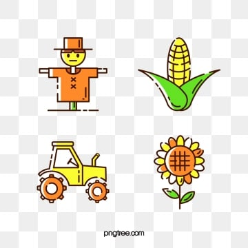 smart farm linear icon, Farm, Linear, Intelligent PNG and Vector