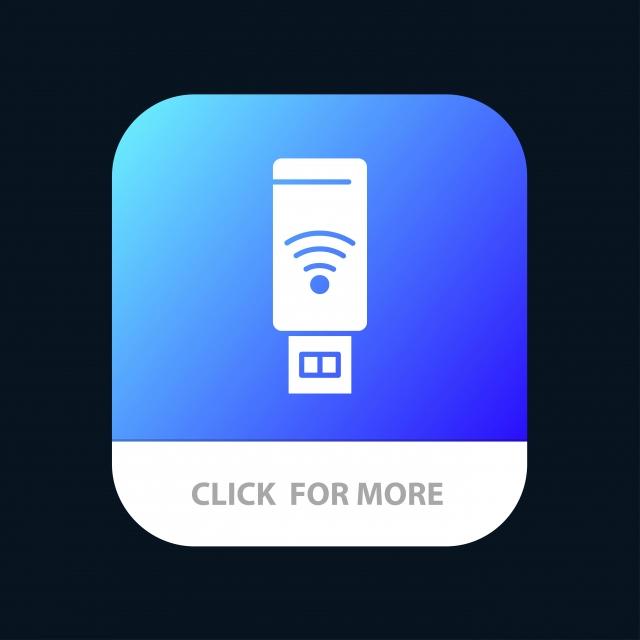 Wifi Service Plans >> Usb Wifi Service Signal Mobile App Icon Design Access