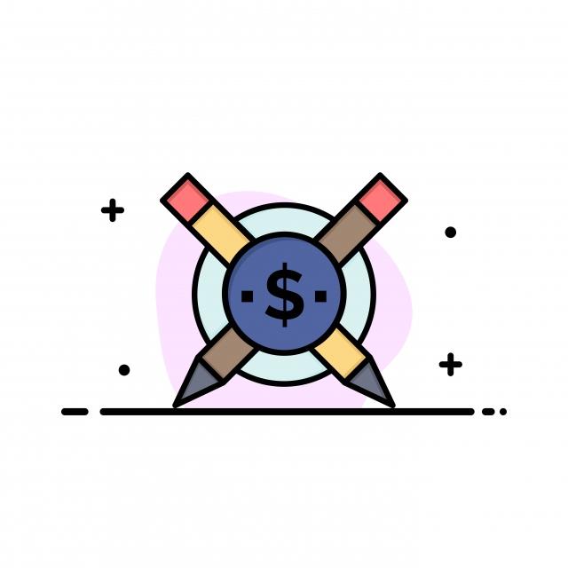 付費文章付費文章數字業務扁線fille, 觀眾點擊, 客戶端, 內容創建 PNG圖片素材和矢量圖