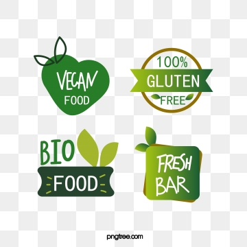 creative hand drawn green fresh style farm label, Farm Label, Label, Green Label PNG and Vector
