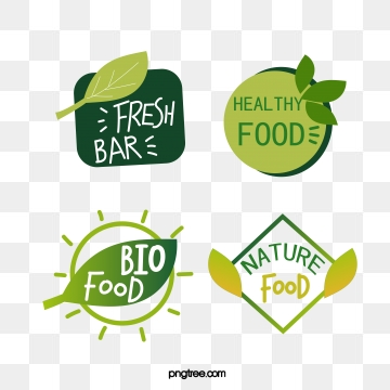 hand drawn green fresh style creative farm label, Farm Label, Label, Green Label PNG and Vector
