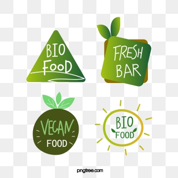 hand drawn green fresh style farm label, Farm Label, Label, Green Label PNG and Vector
