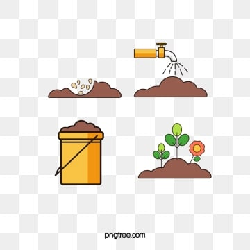 smart farm linear icon vector design elements, Farm, Linear, Icon PNG and Vector