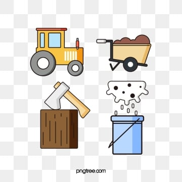 smart farm linear icon vector design elements, Icon, Linear, Farm PNG and Vector