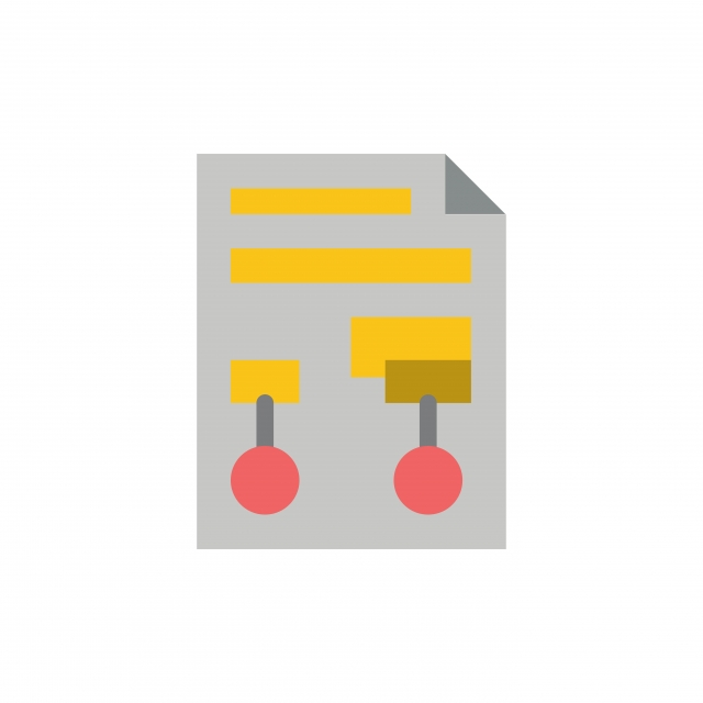 Papier Millimétré Processus Document Filaire Document Plat