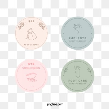 makalong color lady beauty label, Maam, Cosmetology, Beauty PNG and Vector