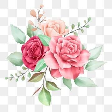 Arranjo De Flores Png Vetores Psd E Clipart Para Download