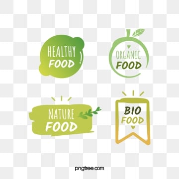 green cute style farm label, Label, Green, Cute Style PNG and Vector