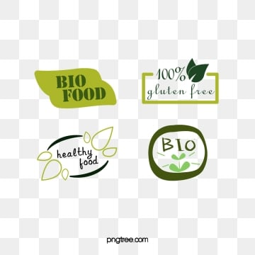 green fresh style green leaf farm label, Farm, Soft Pale, Natural PNG and Vector