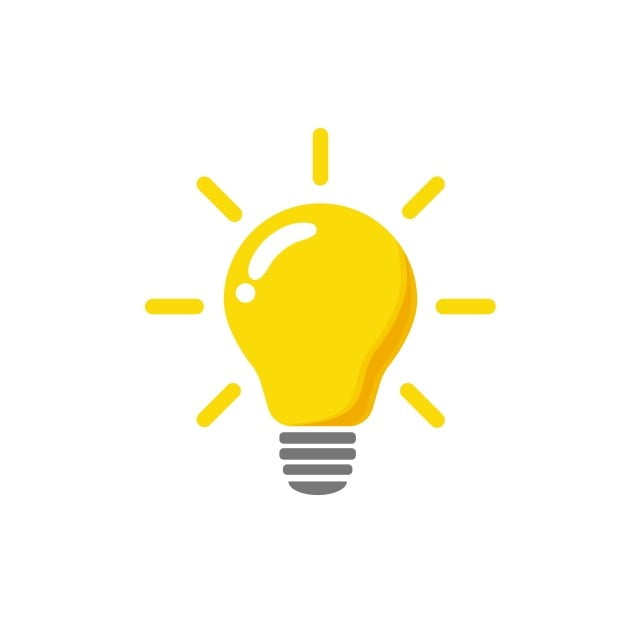 Image result for light bulb icon