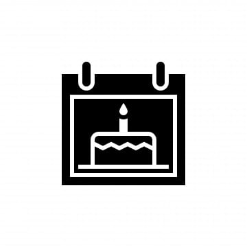 Date Of Birth Icon Png Images Vector And Psd Files Free