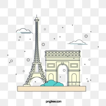 Arc De Triomphe Png Images Vector And Psd Files Free