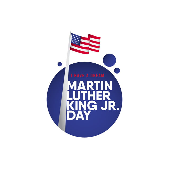Martin Luther King Jr Day Vector Template Design Illustration Martin Luther King Jr Clipart Icons Converter Icons Fitness Png And Vector With Transparent Background For Free Download