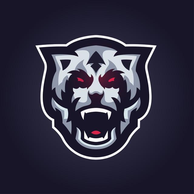 Tiger Esports Mascot Logo Design